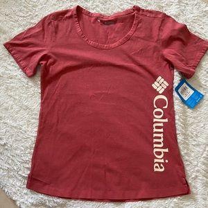 Columbia pigment Tee